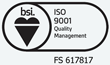 BSI ISO 9001 Quality Management FS 617817